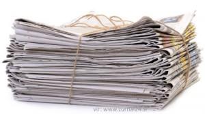 Zaključek zbiralne akcije starega papirja