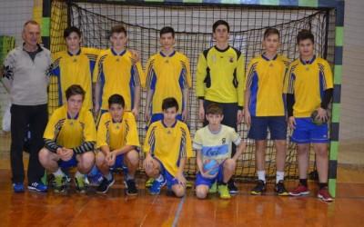 Četrtfinalno tekmovanje v rokometu za starejše učence – Skupina F