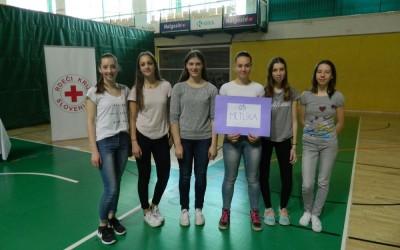 Regijsko tekmovanje iz prve pomoči za osnovnošolce