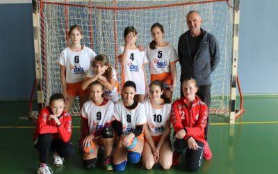 Področno prvenstvo v rokometu za mlajše učenke
