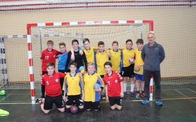 Področno prvenstvo v rokometu za mlajše učence