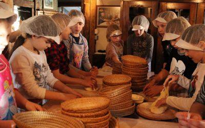 Delavnica peke kruha