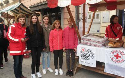 Akcija Rdečega križa Drobtinica 2017
