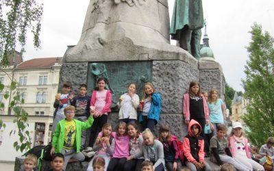 Ekskurzija 3. razredov v Ljubljano