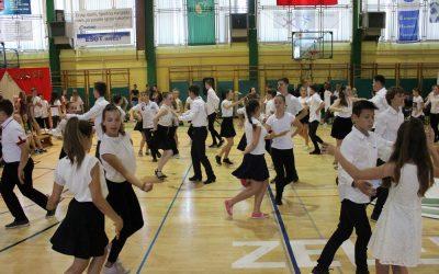 Državno tekmovanje Šolski plesni Festival