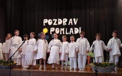 POZDRAV POMLADI 2019