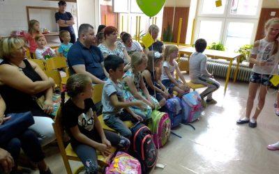 Prvi šolski dan na PŠ Suhor