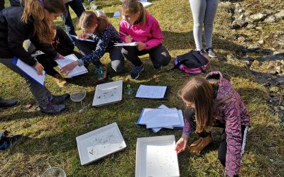 Šola v naravi – 7.b, torek