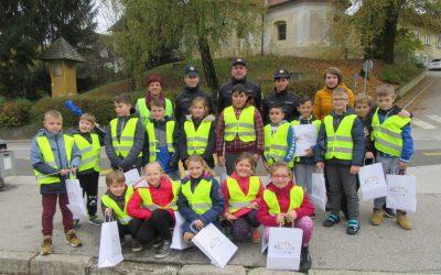 Otroci za varnost v prometu