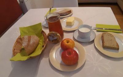 Tradicionalni slovenski zajtrk – 3. razred
