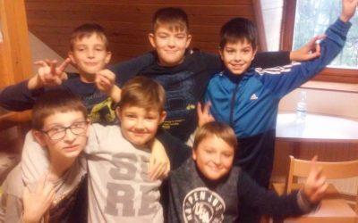 CŠOD Čebelica, učenci 4. razreda