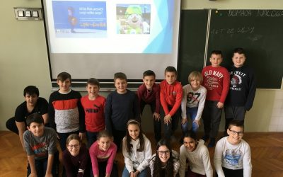 Poročilo projekta Planetu Zemlja prijazna šola