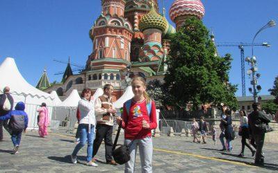 Zlato priznanje v Moskvi