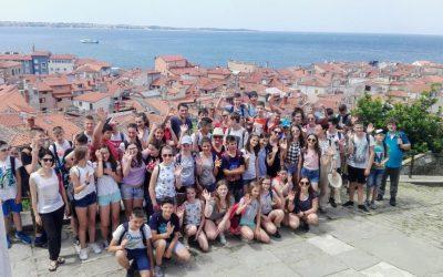 Sedmošolci na ekskurziji
