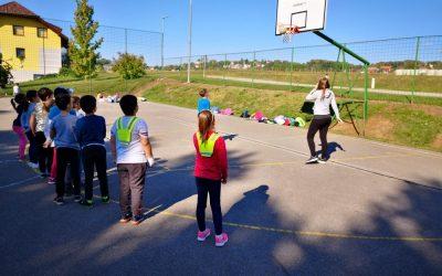 Športni dan, 2. razred